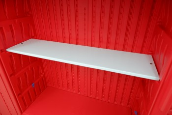 ตู้เก็บของ สีแดง  Thumnail